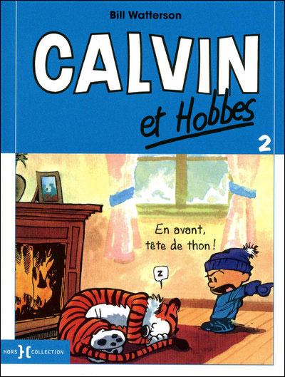 Calvin et Hobbes - tome 2 petit format
