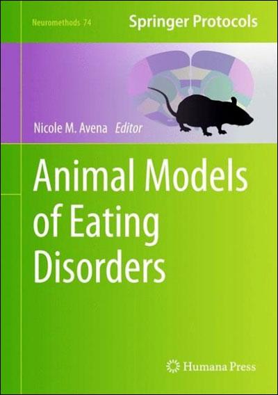 Animal models of eating disorders