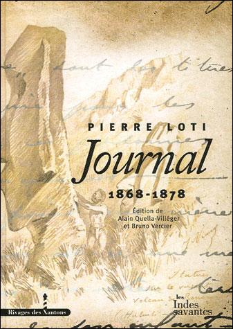 Journal intime. loti avant loti (1868-1878) en perigord noir