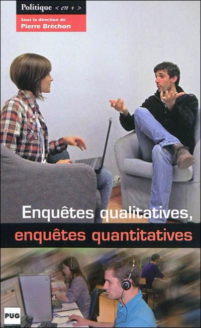 Enquetes qualitatives, enquetes quantitatives-nouvelle couv.
