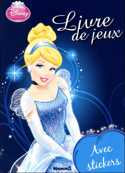 Disney Princesses -  : Coloriage Cendrillon