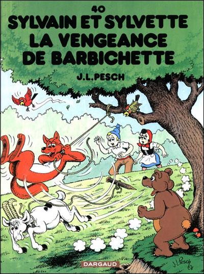 Sylvain et Sylvette - La Vengeance de Barbichette