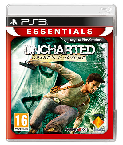 Uncharted Drake's Fortune Gamme Essentials - PlayStation 3