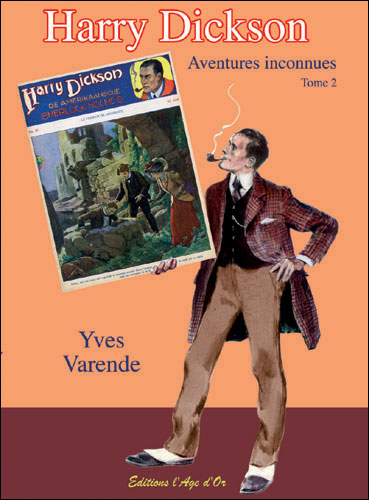 Harry Dickson - Tome 2 : Aventures inconnues