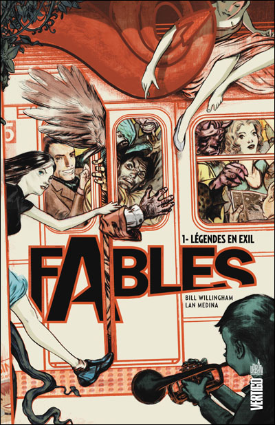 Fables - Tome 1 : Légendes en exil