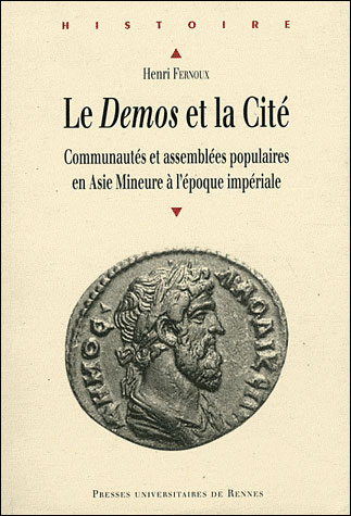 Demos et la Cité en Asie Mineure à l'époque impériale