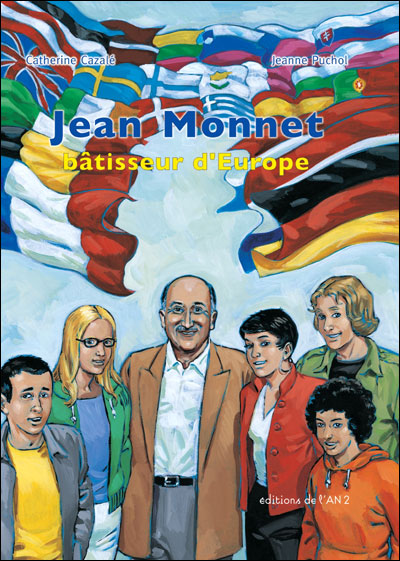 Jean monnet batisseur d' europe