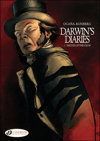 Darwin's Diaries - tome 1 The eye of the Celts
