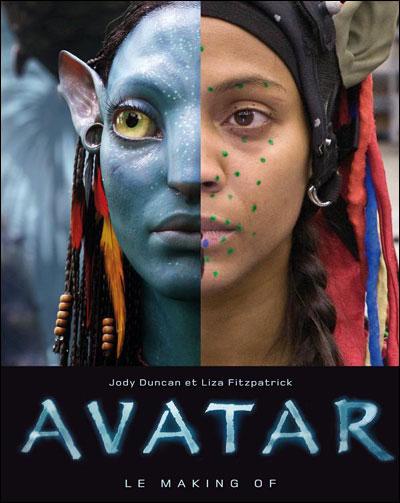 Avatar, le making of - Archipel Eds De L´