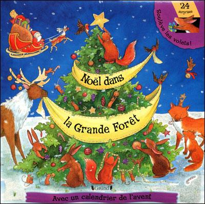 Noel dans la grande foret