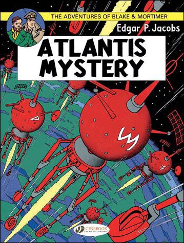 Blake & Mortimer - tome 12 Atlantis Mystery