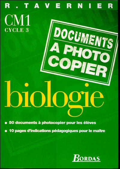 Doc a photocop biologie cm1