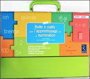Boîte à outils pour l'apprentissage de la numération