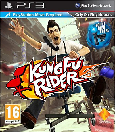 Kung Fu Rider Move