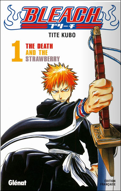 Bleach - tome 1 - The Death And The Strawberry