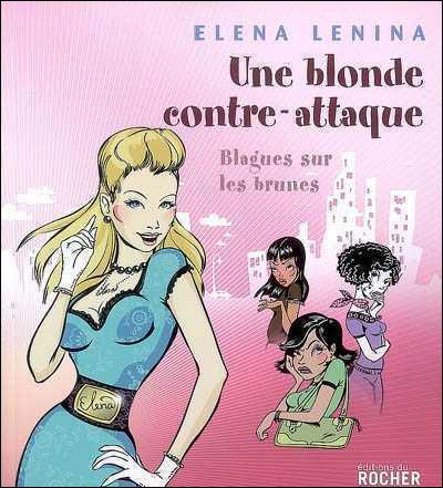 Une blonde contre-attaque