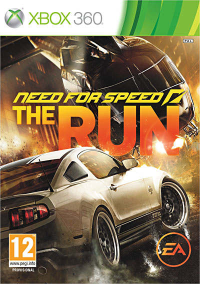- SubTitle NFS - The Run - Editeur Electronic Arts - Public