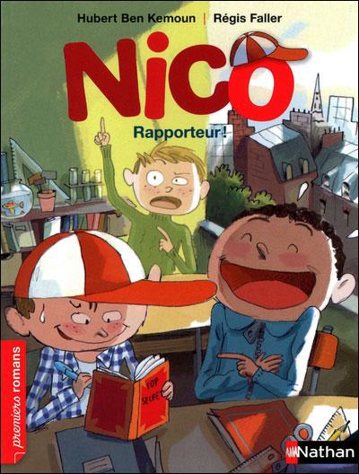 Nico: Rapporteur !