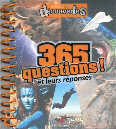 365 questions & leurs reponses