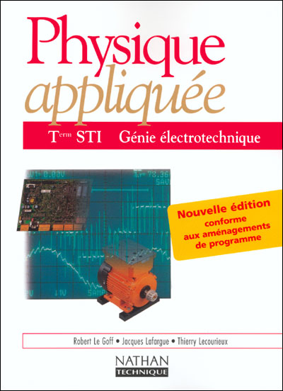 Phys appliquee electrot term s