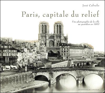 Paris, capitale du relief
