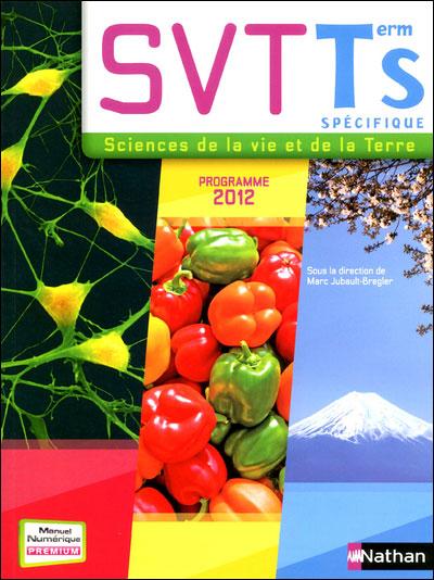 Sciences et Vie de la Terre Term S spécifique 2012 compact