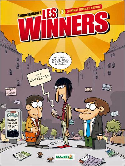 Les Winners - La winne en milieu hostile
