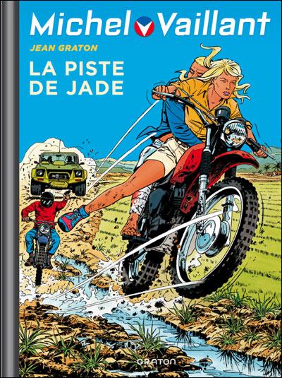 Michel Vaillant - La Piste de Jade
