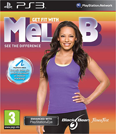 Get Fit With Mel B PS Move