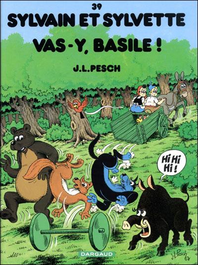 Sylvain et Sylvette - Vas-y Basile !