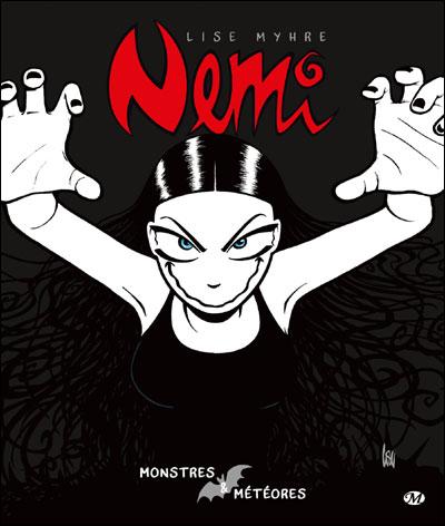 Nemi - Tome 2 : Nemi, T2 : Monstres et Météores