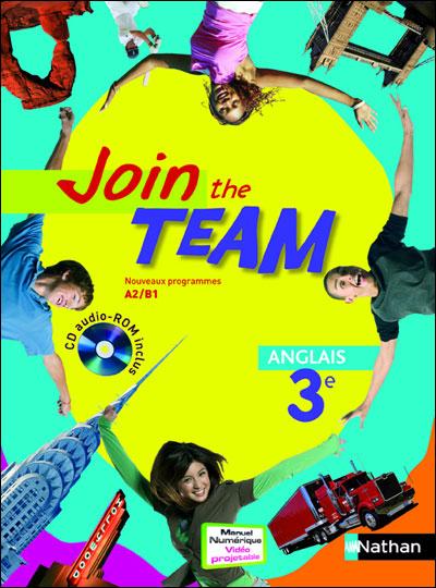 Join the Team 3e 2099 + cd audio