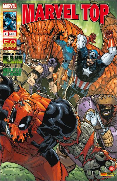 Marvel top 02 - Hulk