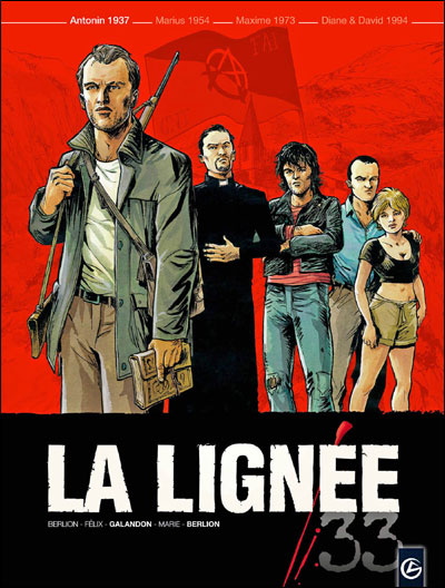 La lignée - volume 1 - Antonin 1937