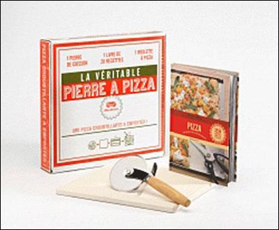 Coffret pizza maison