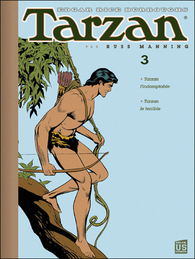 Tarzan archives - Tome 03 : Tarzan Archives