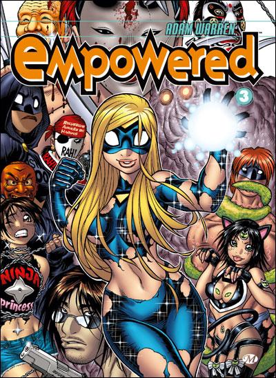 Empowered, T3 : Empowered