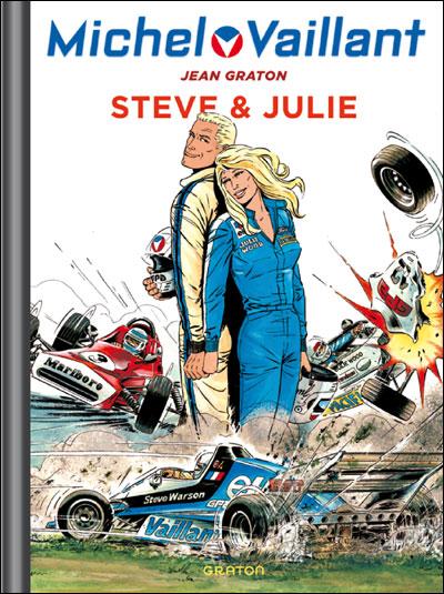 Michel Vaillant - Steve & Julie