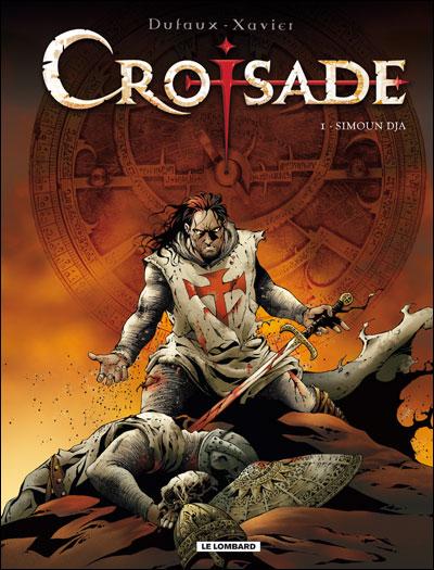 Croisade - Tome 1 : Simoun Dja