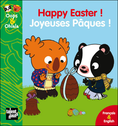 Happy easter! joyeuses paques !