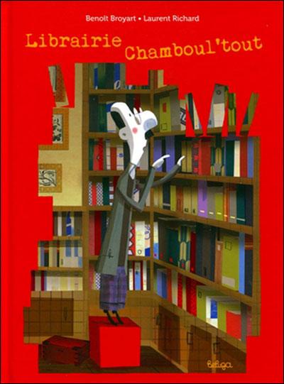 Librairie chamboul'tout