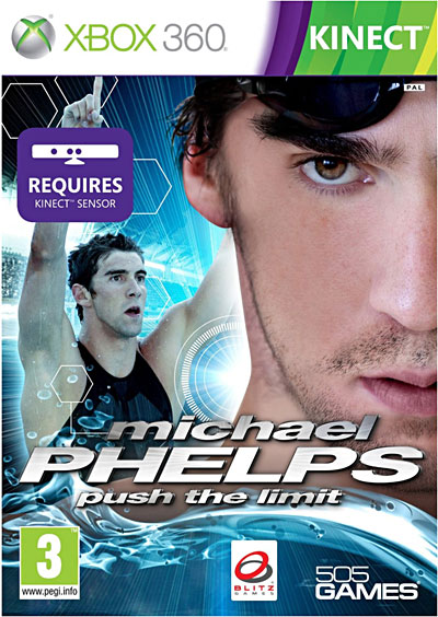 Michael Phelps : Push The Limit - Xbox 360