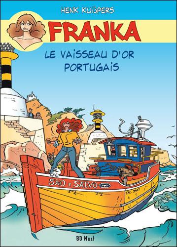 Franka, le vaisseau d'or portuguais