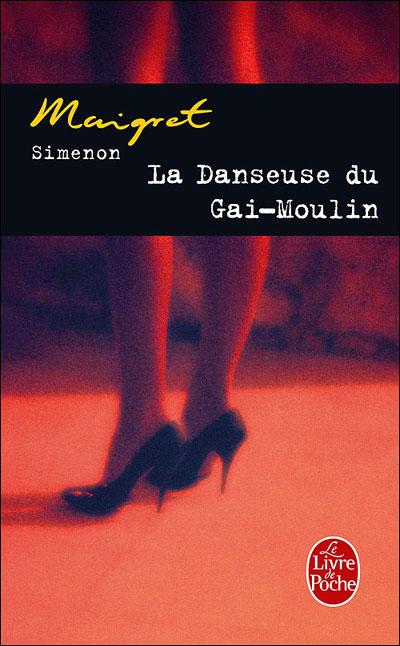 """Résultat de recherche d'images pour """"simenon la danseuse du gai moulin"""""""