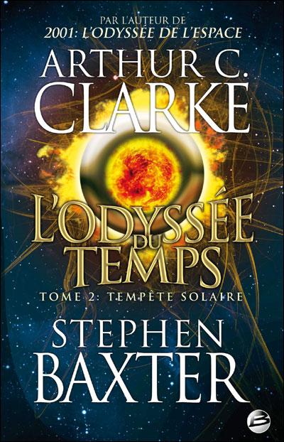 L'Odyssée du Temps T02 Tempête solaire