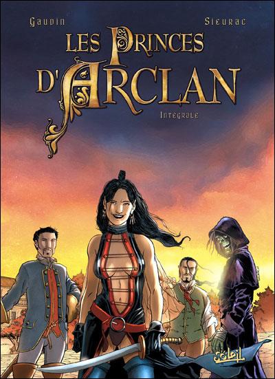 Les princes d'Arclain - Intégrale ( T01 à T04)