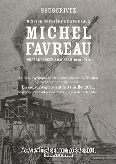 Michel favreau prete docker a bacalan