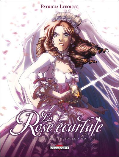 """Résultat de recherche d'images pour """"la rose écarlate tome 7"""""""