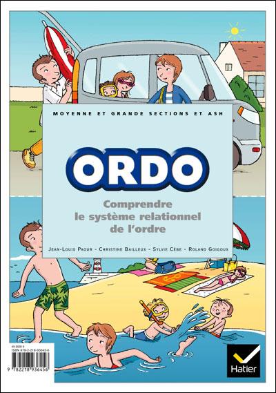 ORDO - Maternelle éd. 2011 - Guide pédagogique