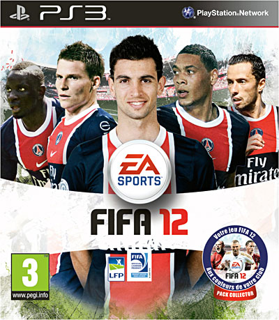 FIFA 12 Edition Paris-Saint-Germain